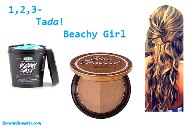 beachy beauty products