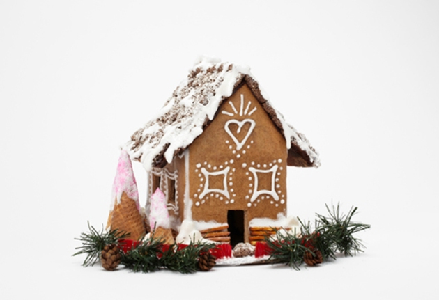 Roxy gingerbread house 2
