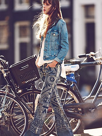 bali pants from free people girls on bike january catalog